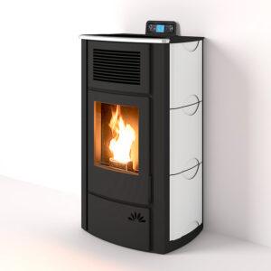 Stufa a pellet MARINA 14 kW Bioecotermo