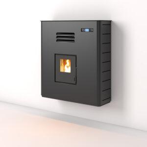 Stufa a pellet AIR BEE 10 kW Bioecotermo