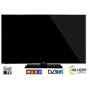 Telefunken Smart TV 50 Pollici 4K Ultra HD Televisore LED DVB-T2 HMDI