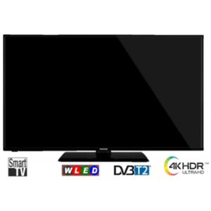 Telefunken Smart TV 50 Pollici 4K Ultra HD Televisore LED DVB-T2 HMDI