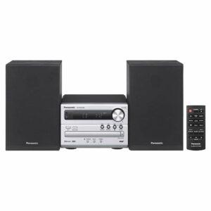Panasonic SC-PM250 Home audio micro system 20W Argento