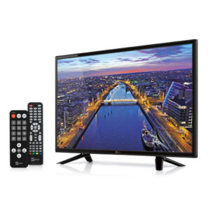 Telesystem 24″ DVB-T2/S2 HEVC 10bit