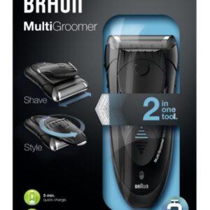 Rasoio elettrico Braun Multi Groomer MG5010
