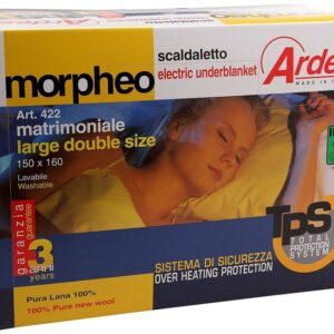 Morpheo scaldaletto matrimoniale AR422