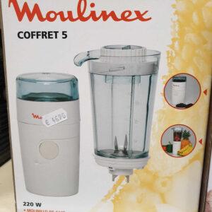 Frullatore Macinacaffè Moulinex Coffret 5