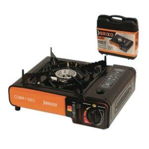 Barbecue fornelli gas portatile Brixo Cuba